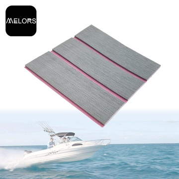 Melors Composite Flooring Foam Boats Decks de teca