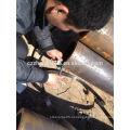 Бесшовная стальная труба со скошенным торцом astm a106 / astm a53