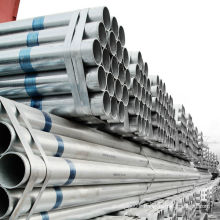 Steel Pipe Hot dip Galvanized welded pipes