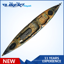 2015 New Professional Fishing Sit on Top Kayak in Length 4.3m