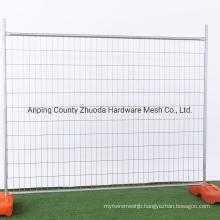 Canada Australia Standard Galvanized Removable Fence Panel Ebay Amazon