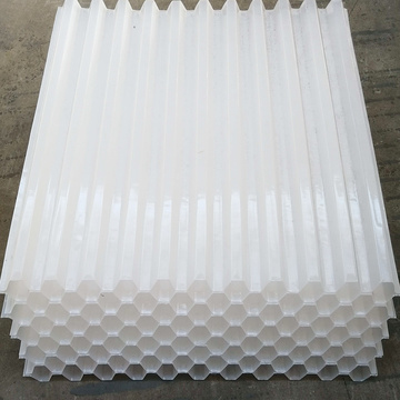 50mm Hexagonal Honeycomb Clarifiers Plate Tube Settler