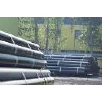 3PE coated Seamless / Welded Steel Tube