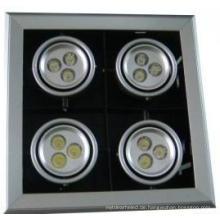 4 * 12W LED Pot Licht Herr-GS