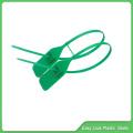Уплотнение высокого уровня безопасности (дя-380) контейнер пластиковый безопасности печать