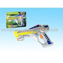 905990496 B / O pistola de juguete, pistola de infrarrojos, arma de juguete eléctrica con sonido