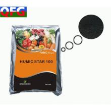 60% Humic Acid Powder Organic Fertilizer