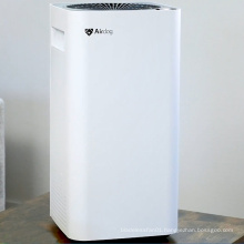 Airdog Home Smart Bladeless Air Purifier Kills Bacteria Viruses with Air Quality Sensor