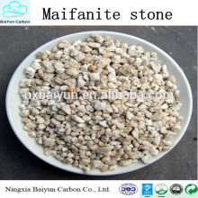 Competitive price medical stone water purification,medical stone filter media manufacturer,maifanite stone for water treatment
