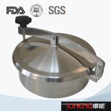 Нержавеющая сталь без давления Круглый люк с крышкой (JN-ML1001)