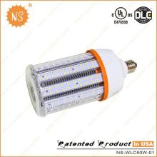 UL Dlc IP64 5000k E39 E40 7500lm 50W LED Bulb Light