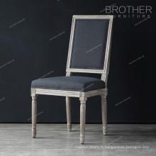 vente en gros meubles à la maison salle à manger français bois antique français chaise