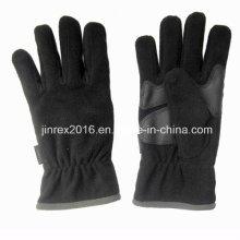 Fleece, Winter Warm Fashion Polar Fleece Outdoor Glove-Jz9b15A
