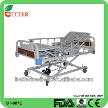 Elctric three-function hospital bed stand ipad