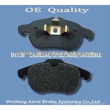 D1106-7873 opel 2002- Bremsbelag von Shandong