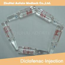 Injection de Diclofenac 4ml