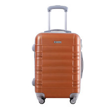 4 Wheels ABS Trolley Luggage Travel Bags