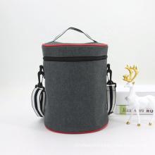 Outdoor Aluminum Foil Ice Bag Waterproof Thermal Bag Customize Logo Lunch Cooler Bags