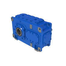 HH series hollow shaft output parallel shaft helical gearbox
