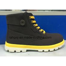 Gentalman cimenté des chaussures de sécurité (HQ16073)
