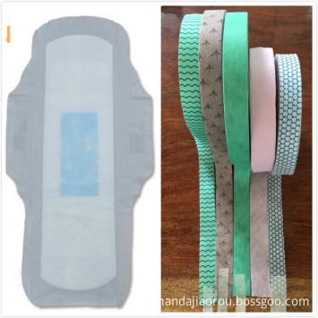 mesh type sanitary towels