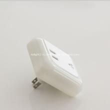 Зарядное устройство USB 5В 3.1А со светодиодной лампой
