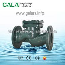 Válvula de elevación de gas de brida