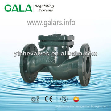 flange gas lift valve