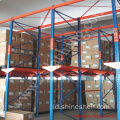 Cold Warehouse Shelving Drive di Sistem