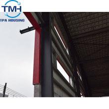 Diseño de taller móvil más vendido de estructura de acero