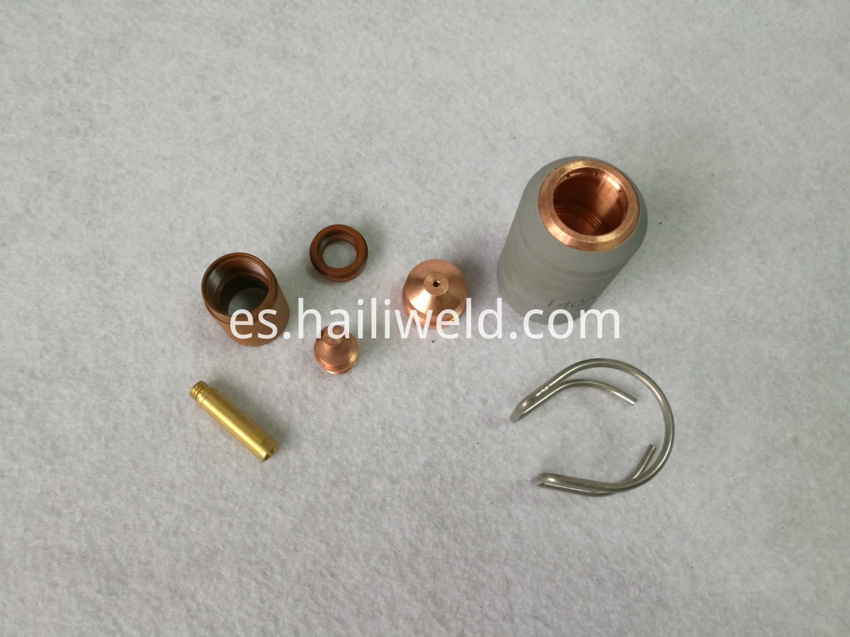 A141 Trafiemt Air Cooled Plasma Cutting Torch Parts