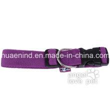 Большой фиолетовый ошейник для собак, продукт для домашних животных