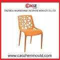 Popular vendendo Injeção de plástico Armless Chair Mold