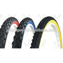 Hot Sales Colour Wall 12*2.125 Bicycle Tire