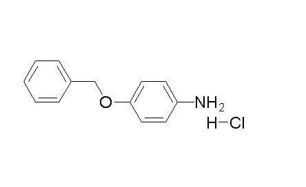 4-Benzyloxyaniline hydrochloride in stock