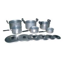 Outdoor Aluminum Camping Cookerware (CL2C-DP01)