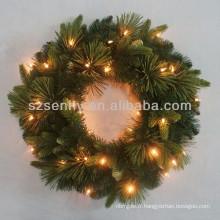 """Feux à LED 24 """"Couronne de Noël décoratif"""