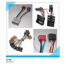 Conector do chicote de fios do fio do ISO do adaptador de Ford do auto-rádio para cablagens