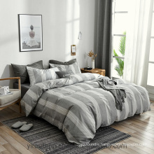 Cheap Price Fashion Style Hospital Stripe Deep Pocket Cotton Fabric Bed Sheet