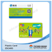 2016 New Design Plastic Cards with PVC for Health Club VIP Membership