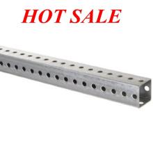Perforierte Stahl Quadrat Schild Posts zum Verkauf