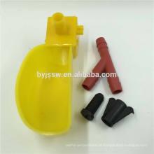 Copo de codornas bebedores de água / codornas automáticas gaiolas bebedores