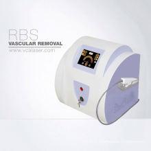 Machine de beauté faciale de thérapie vasculaire à haute fréquence de VCA