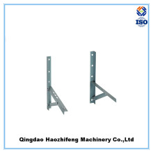 Stainless Steel Slotted Galvanized Outdoor Air Conditioner Bracket