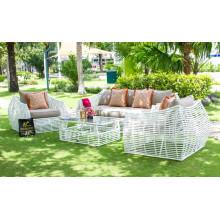 Eagle Collection - diseño impresionante sofá de rotén de polietileno para muebles de jardín al aire libre
