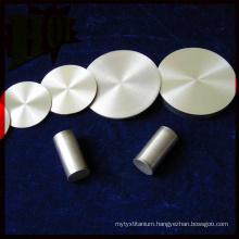 High Quality Titanium Sputtering Target