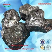 China Silicio metalúrgico 553, metal de silicio