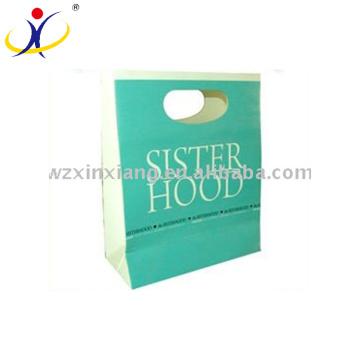 Custom kraft paper Cosmetic Bags/cosmetic makeup bag/fashion cosmetic bag