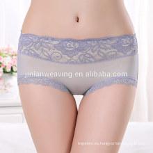 Mujer atractiva Panty inconsútil Modal con la señora modal atractiva caliente de señora Panty cómoda 8 colores de la ropa interior de la mujer del sexo