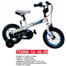 Nueva llegada de 12 pulgadas de la bicicleta de estilo exclusivo para niños